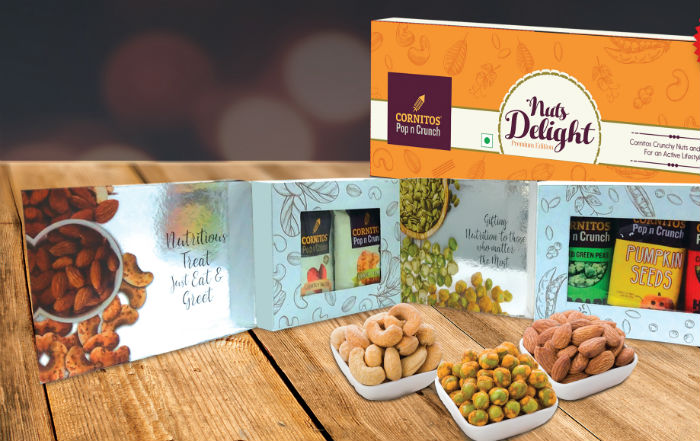 Nuts Delight Gift Pack