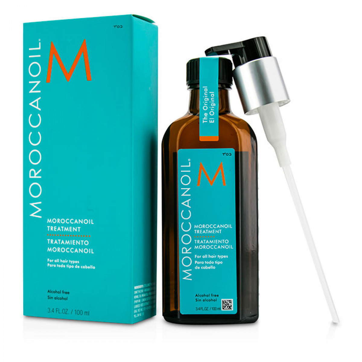 7 Moroccanoil Treatment %28100ml%29  Moroccanoil