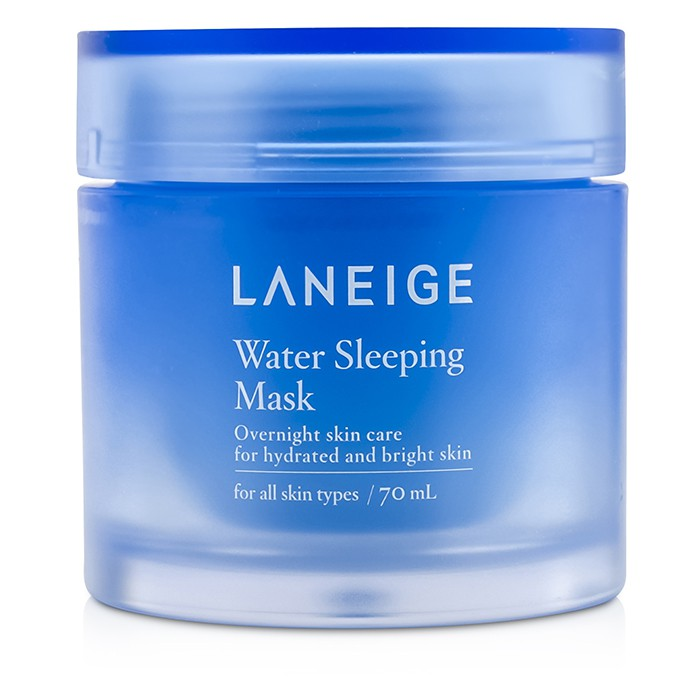 Winter Skincare Products laneige water sleeping mask