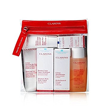 9 beauty kits clarins