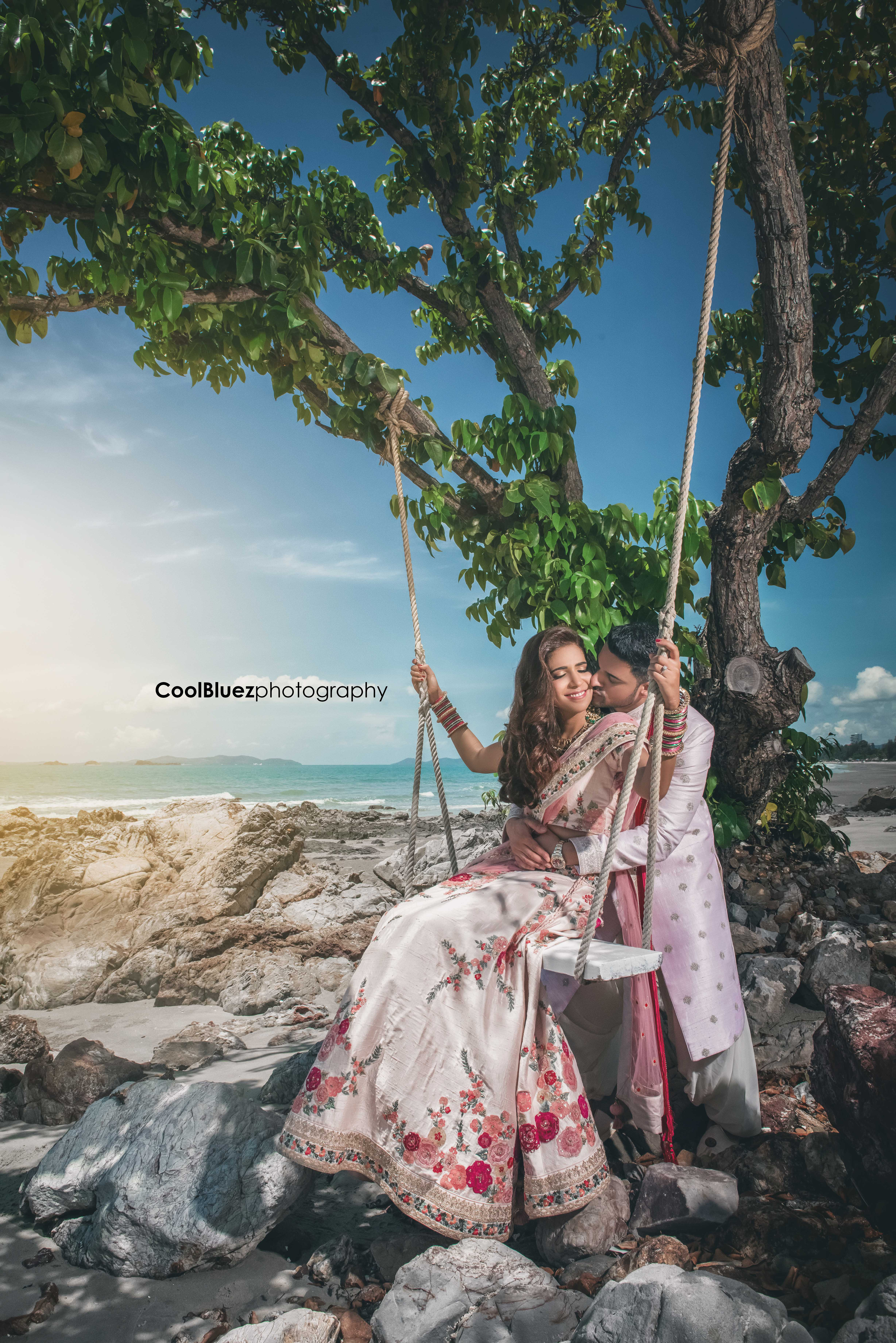 1 pre wedding shoot by coolbluez photography
