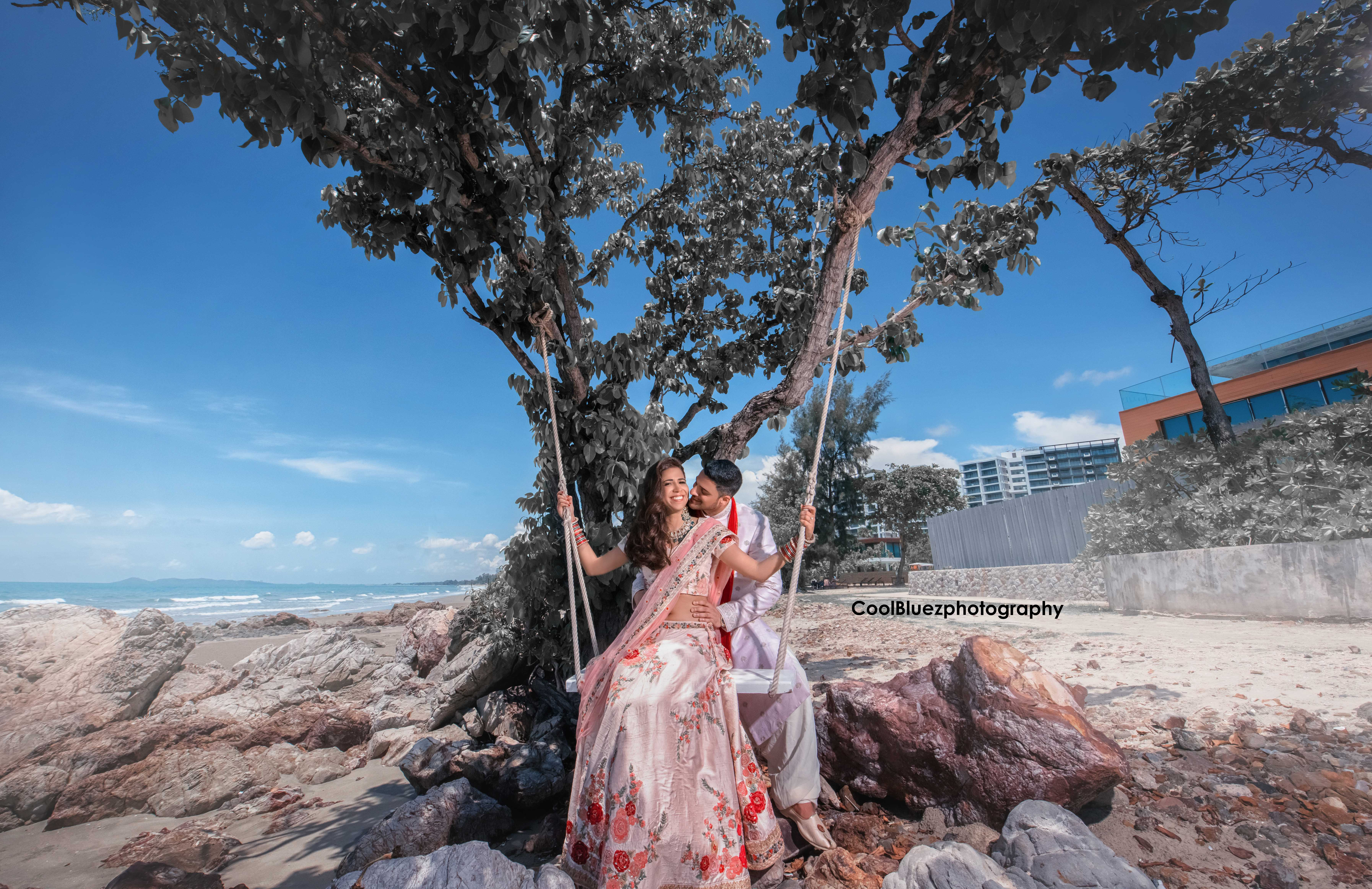 3 pre wedding shoot by coolbluez photography