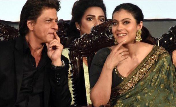 2 kajol and srk