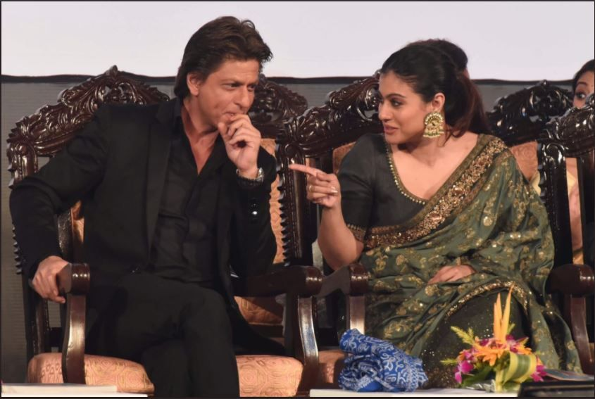 6 kajol and srk