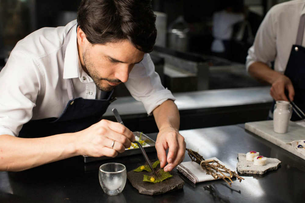 Virgilio Martinez chef-owner Central in Lima titled as the World%C2%B4s Best Chef at The World%C2%B4s 50 Best Restaurants