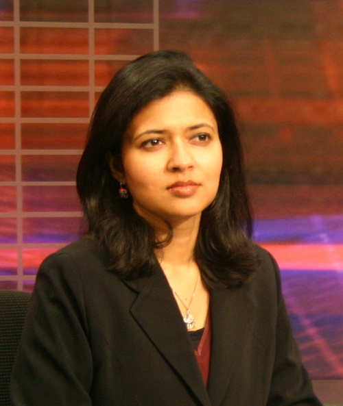 3 Indian women in International media
