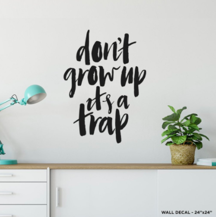 7 make your bedroom stylish Wall Decal