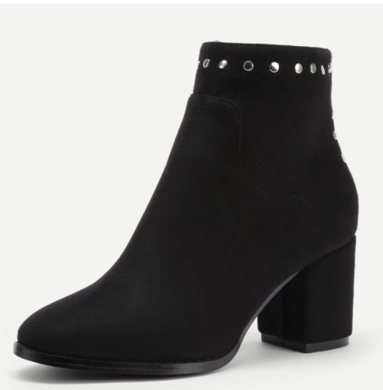 Ankle boots 1