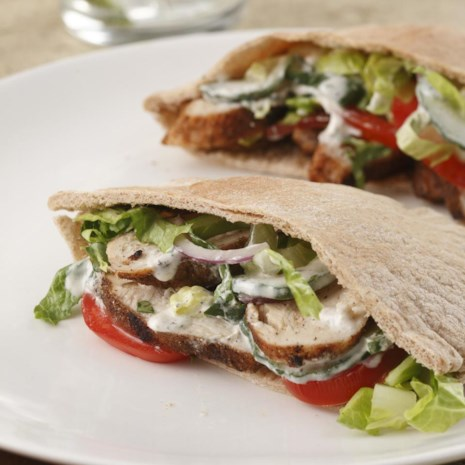 5. weight loss pita pockets
