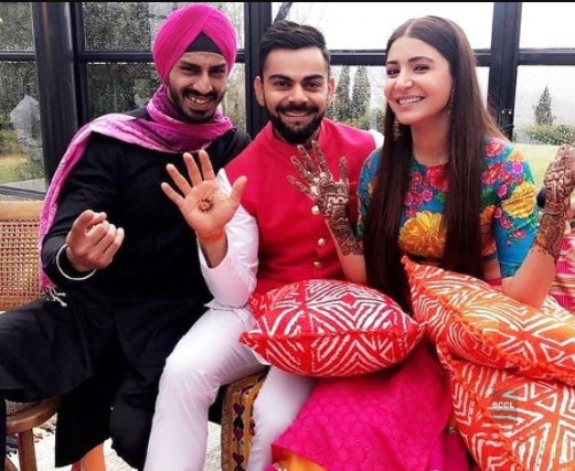 14 virat anushka wedding photos