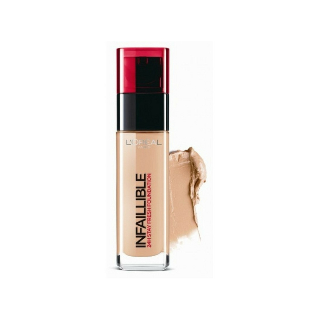 loreal infalliable 24h foundation