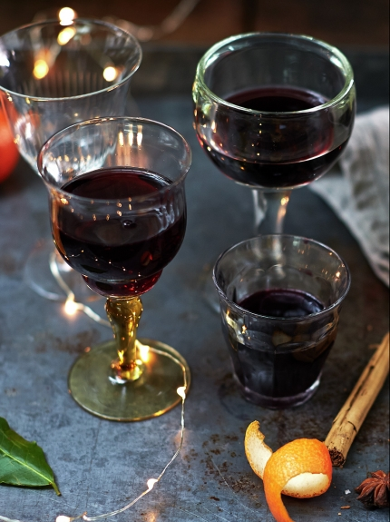 1 mulled wine