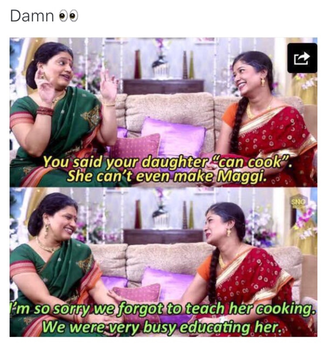 3 memes every desi girl will get