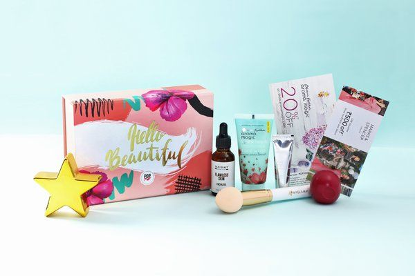 10 fest - popxo beauty box