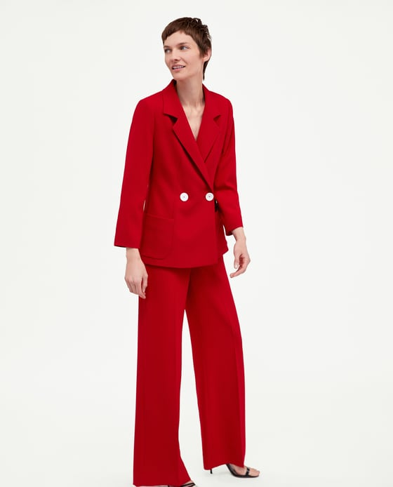 3. power suits  suits  zara  women%E2%80%99s day  collection