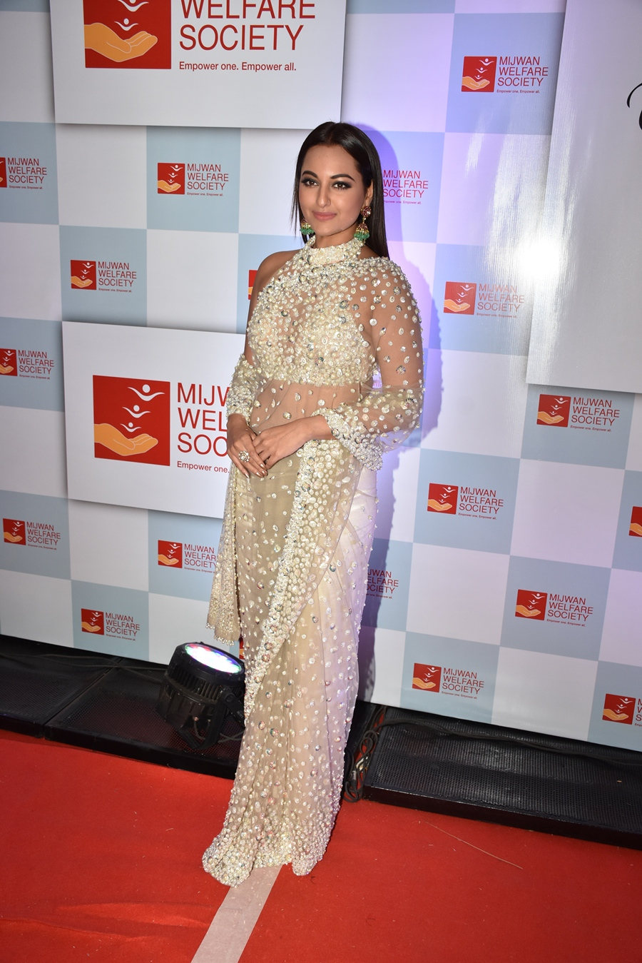 Sonakshi Sinha at the Mijwan Show 2018