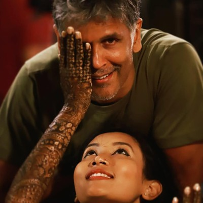 1 Milind Soman And Ankita Konwar To Tie The Knot Today In Alibaug!