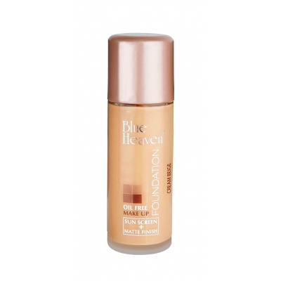 affordable makeup products under Rs 100 Blue Heaven Oil Free Foundation