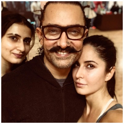 Katrina Kaif in Thugs of Hindostan