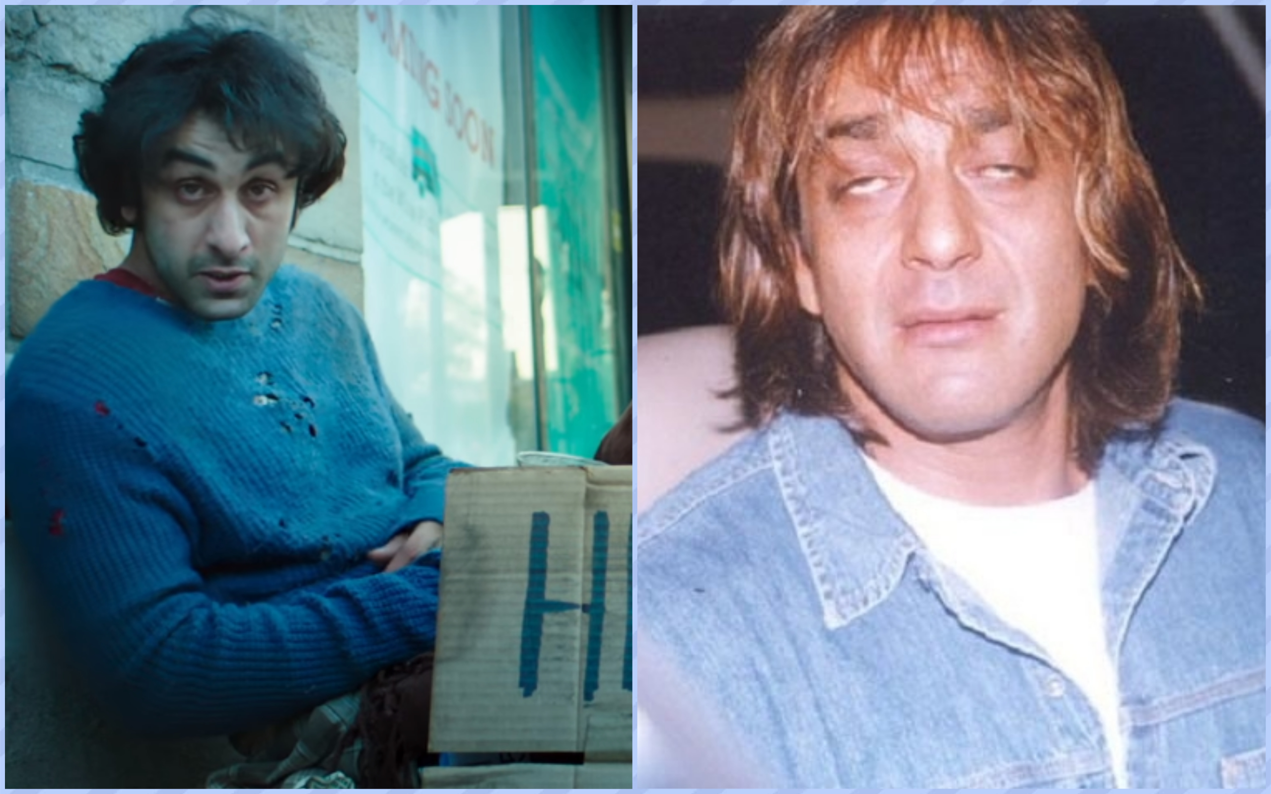 Ranbir Kapoor Looks Just Like Sanjay Dutt S In The Sanju Teaser Popxo