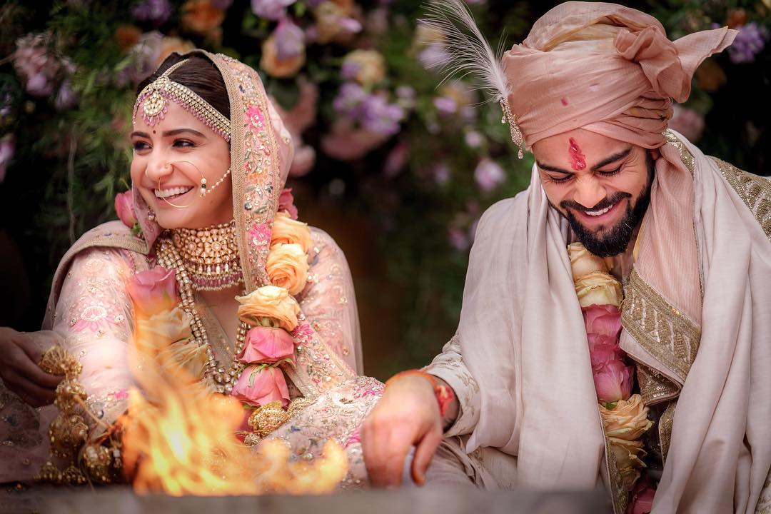 7 anushka sharma and virat kohli getting married  anushka  virushka  virat kohli  birthday