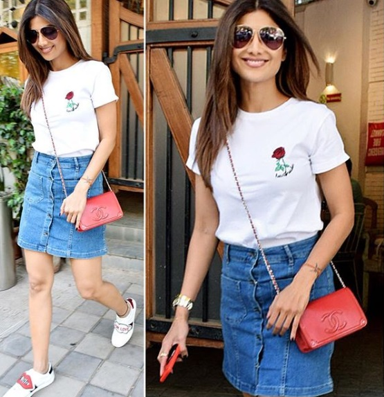 6 summer red shilpa shetty