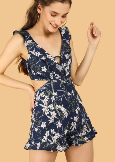 sale alert vacay discounted playsuit 1