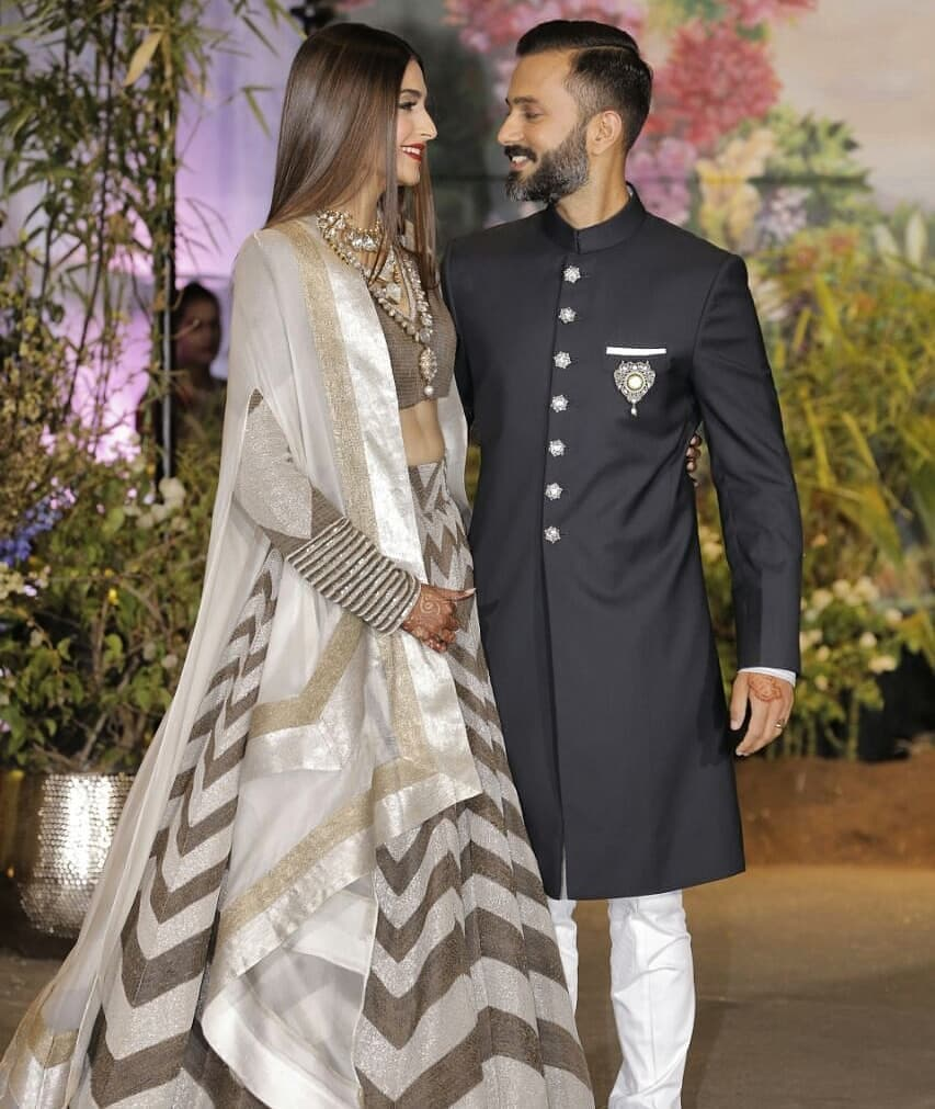 10 sonam kapoor wedding - reception