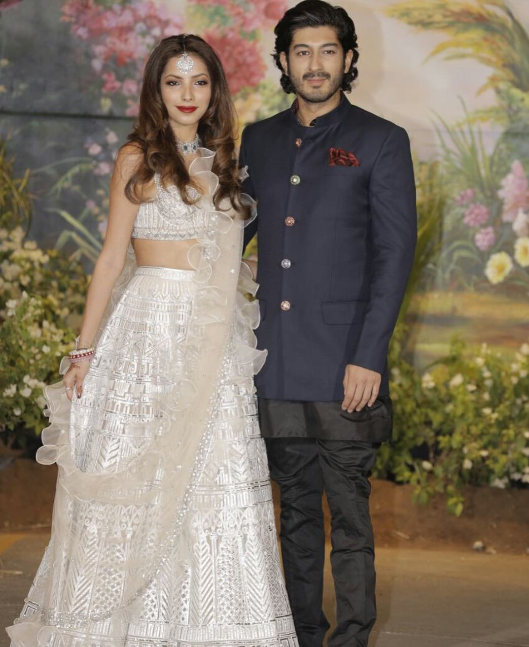 4 sonam kapoor wedding - mohit marwah reception