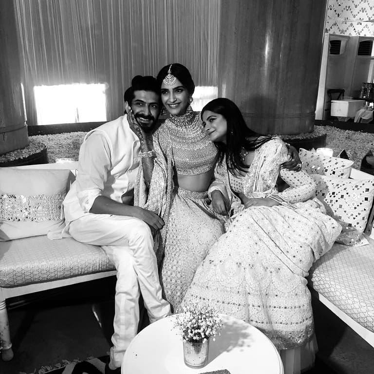 The siblings act Sonam  Rhea and Harshvardhan