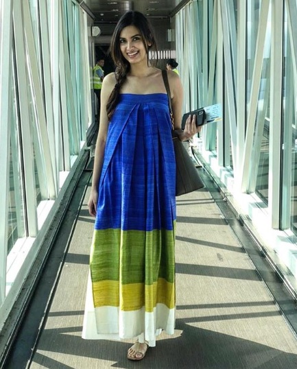 offbeat colours Kriti Sanon
