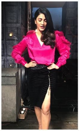 offbeat colours shruti hassan