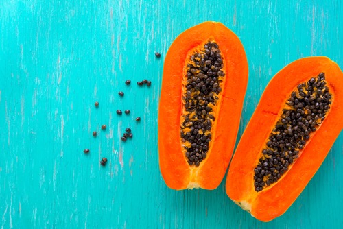 diy face packs for summer papaya