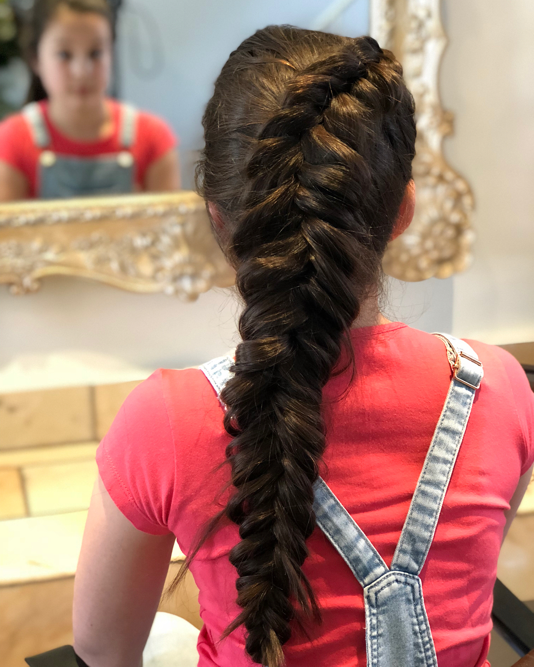 types of braids fishtail