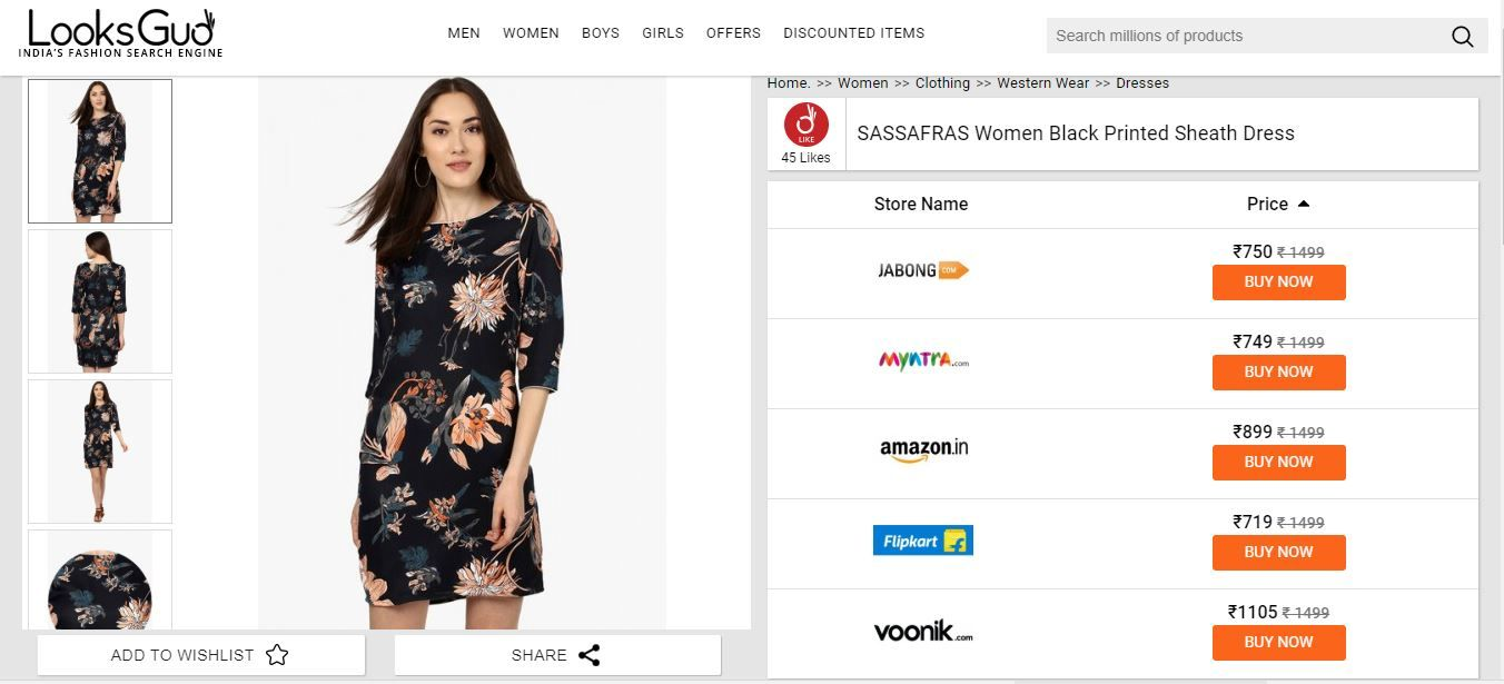 floral print shift dress product page skyscanner for fashion best deals looksgud