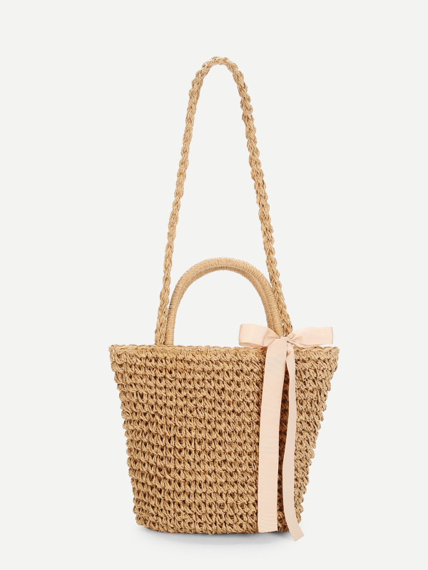 1 shein basket bag beach accessories on sale