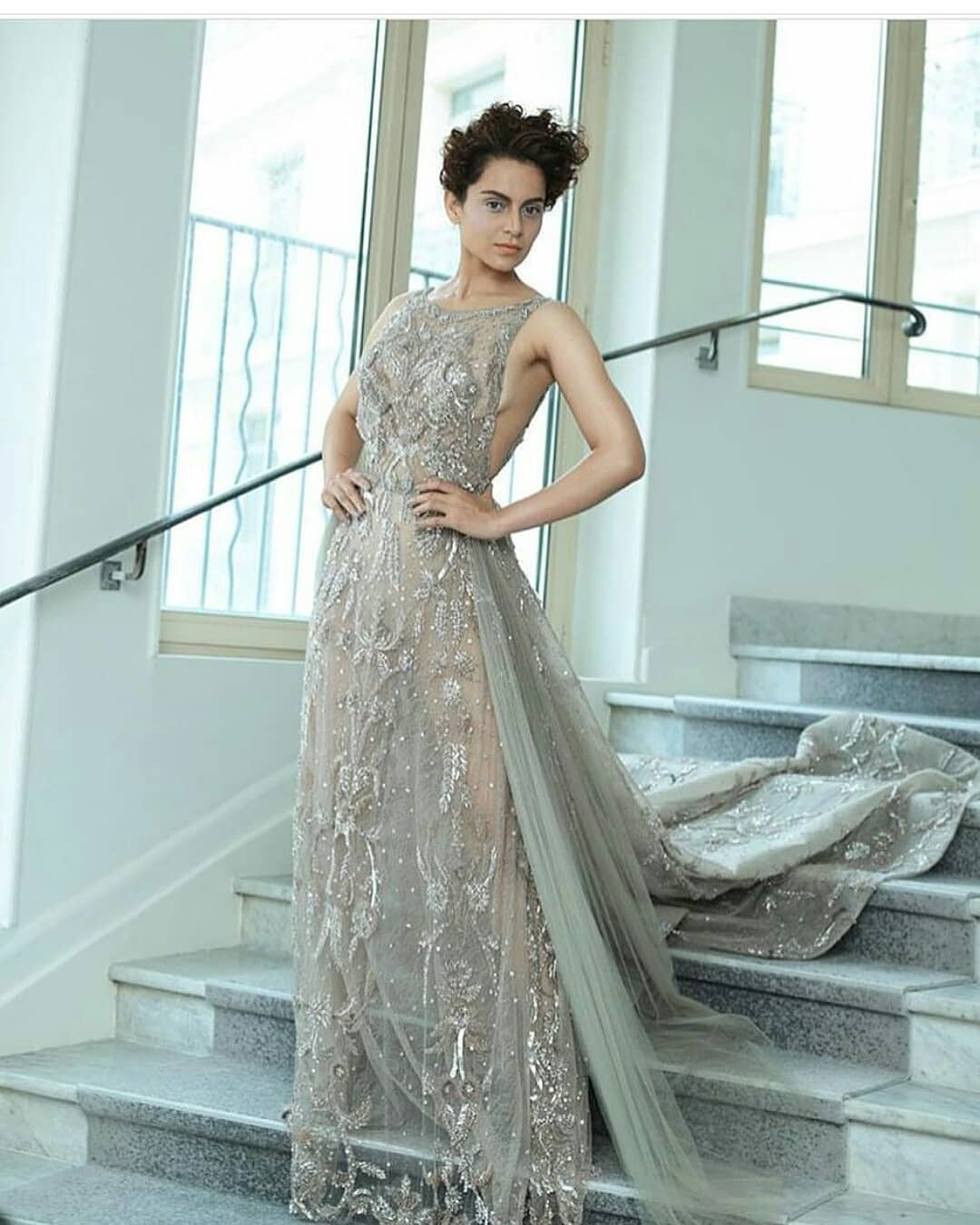 1 kangana naked dress bollywood