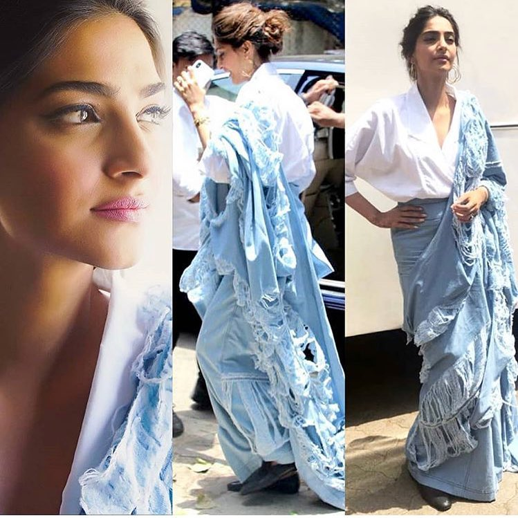 3 Sonam Kapoor promoting veere di wedding