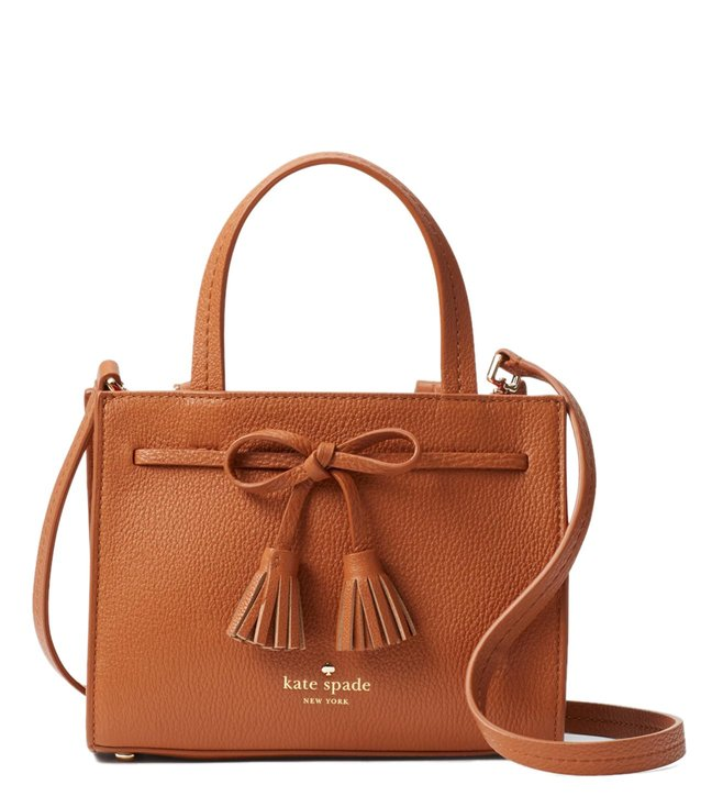 1 kate spade - WARMCOGNAC MINI ISOBEL SATCHEL