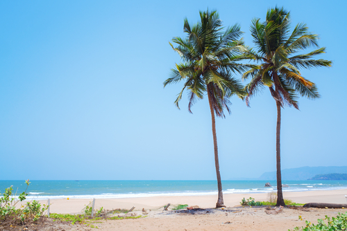 Monsoon Destinations - agonda goa