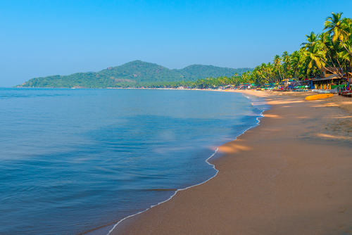 Monsoon Destinations - palolem goa