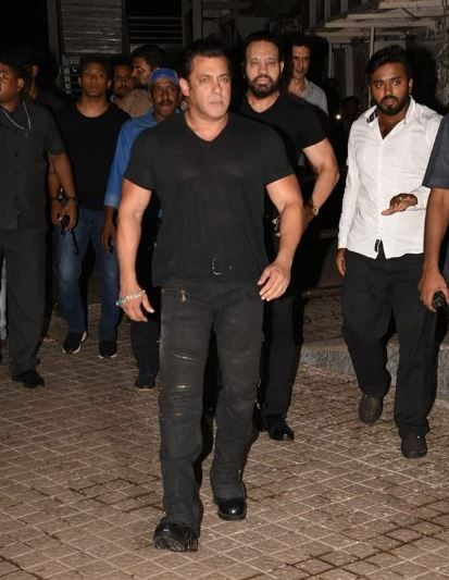 salman khan black