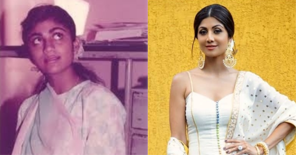6 Old and new picture of shilpa shetty kundra