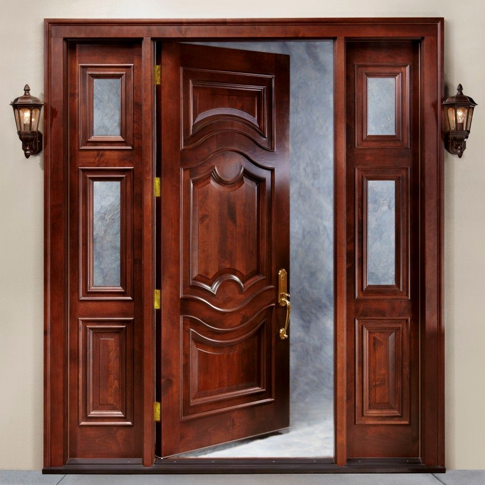 decor-indian-home-main-door-design-with-sidelights-and-wall-lighting-for-exterior-indian-home-main-door-design-for-timeless-decor-black-double-entry-doors-front-door-grill