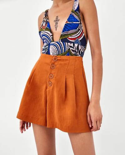 19 printed dress zara online sale under 1590