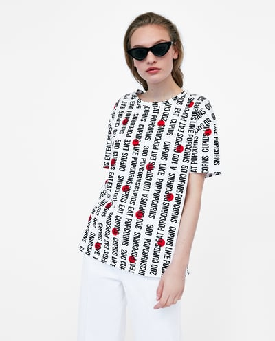 20 printed dress zara online sale under 1590