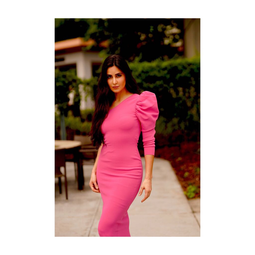 11 dresses - katrina kaif pink dress