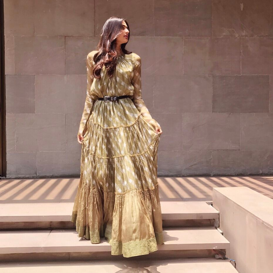 24 dresses - athiya shetty ethnic dress