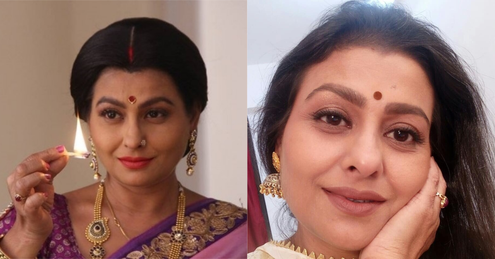 16 Payal Mehra played by Jaya Bhattacharrya