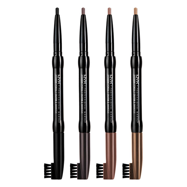 NYX Professional Makeup Auto Eyebrow Pencil brows internal 3